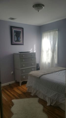 Bright cozy bedroom - Newark - Talo