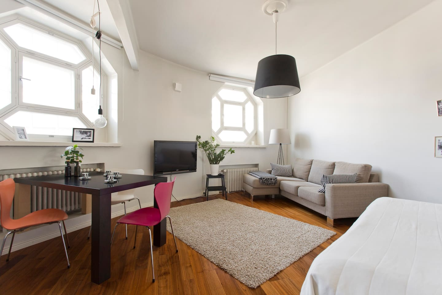 unique tower studio in city centre apartments for rent in helsinki