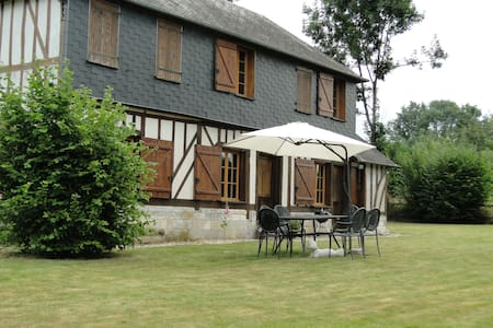 Très belle longère normande - Tourville-sur-Pont-Audemer