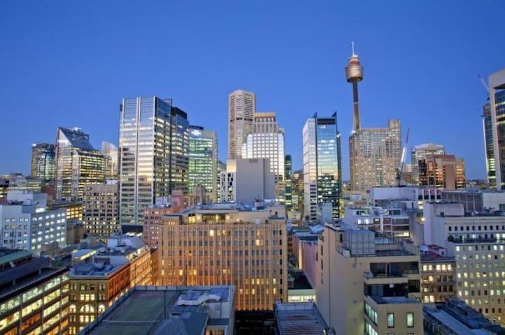 Sydney CBD Private room - Sydney - Wohnung
