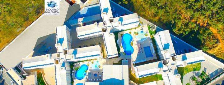 Encontro das Águas Thermas Resort - Apartamento