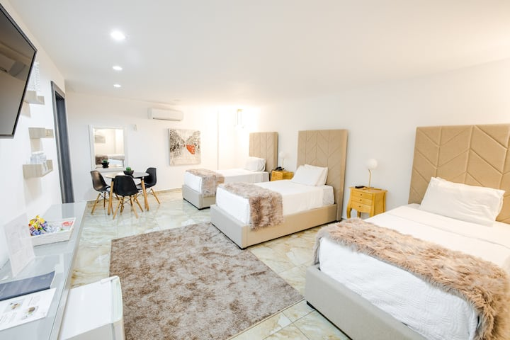 Triple Spacious Room at Hotel Las Americas #27