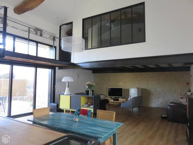 loft d'architecte