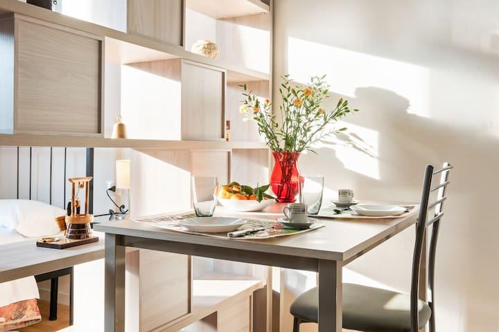 Bologna University MiniHouse