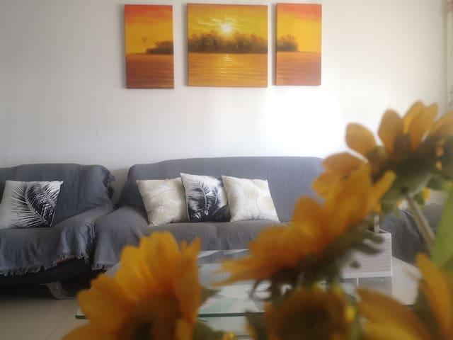 温馨客厅,舒适沙发