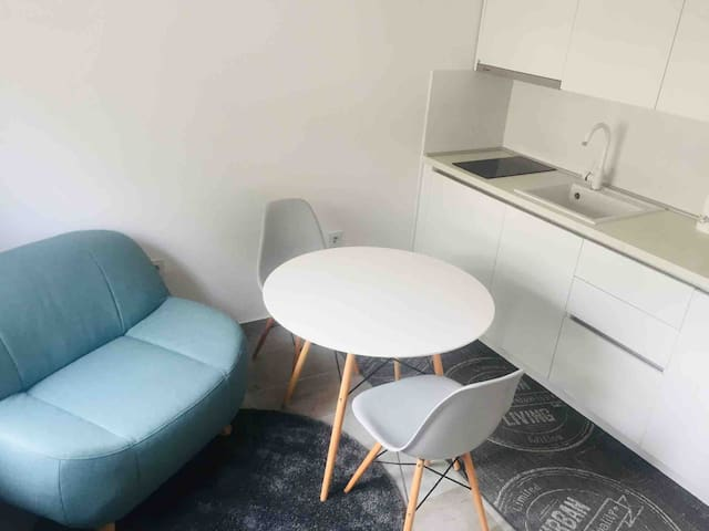 New Apartment*Privat Parking*Close to City Centre