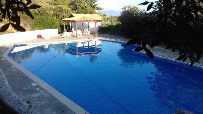 Villa Helios - A home for you!