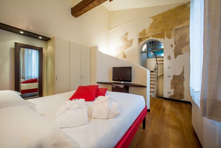 Suite Loft con terrazzo & fitness - Ferrara - Loft