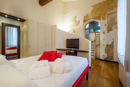 Suite Loft con terrazzo & fitness - Ferrara