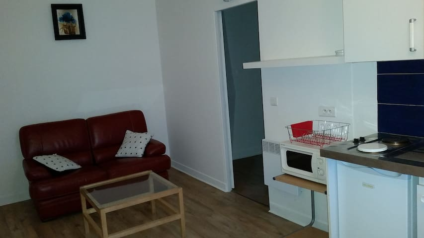 2 PIECES PLEIN CENTRE VILLE - A 2 PAS DU CHATEAU - Saint-Germain-en-Laye - Apartment