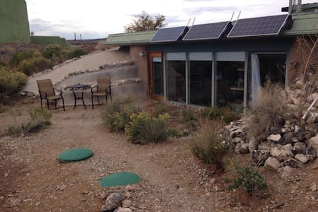 Taos Earthship Studio - Taos
