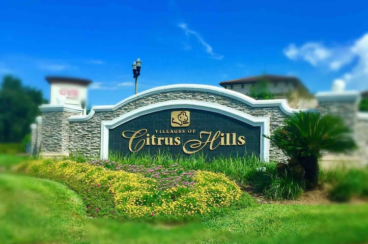 Welcome to the Villages of Citrus Hills Golf and Country Club conveniently nestled right in the heart of Citrus County and right in the middle of 4 of Floridas beautiful state parks.