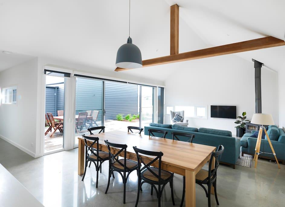 Living room - nice and cozy