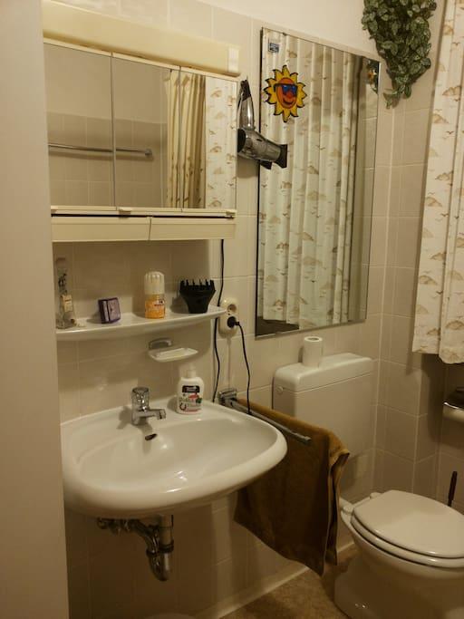 Das Bad, Sicht 1