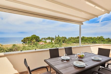 Luxury Duplex apartment on the sea - Lovrečica - 公寓