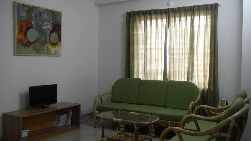 Dhaka Serviced Apartment