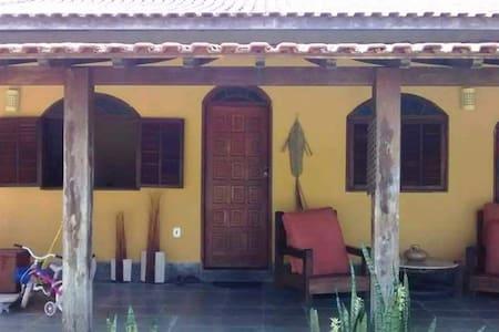 Casa/Hostel em Aldeia Velha - RJ - Casimiro de Abreu