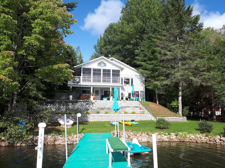 Waterfront Cottage & SPA. November Special Rates!!