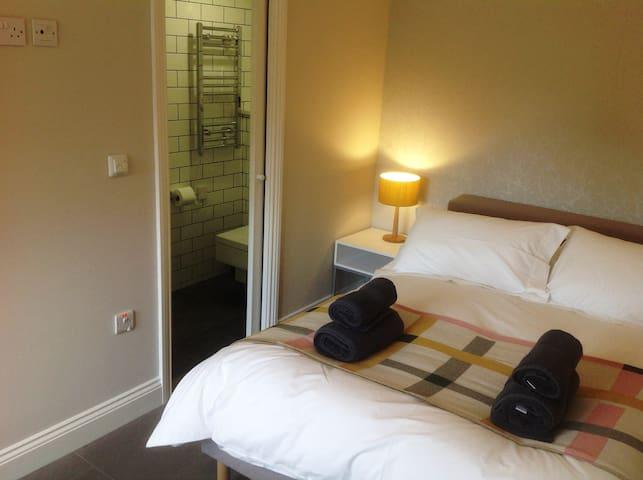 Double Bedroom Suite on the Ground floor.