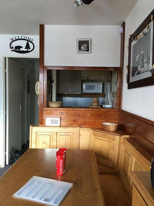 Coin salle à manger kitchenette