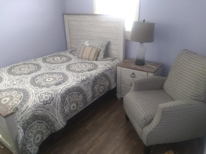 The Central House guest room # 6