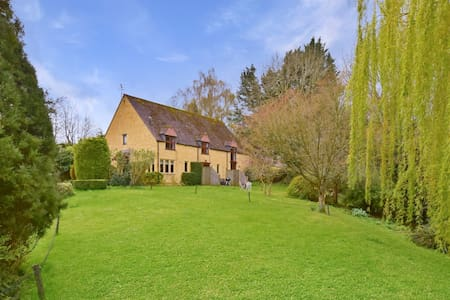 Stepping Stones, Blockley, Cotswolds