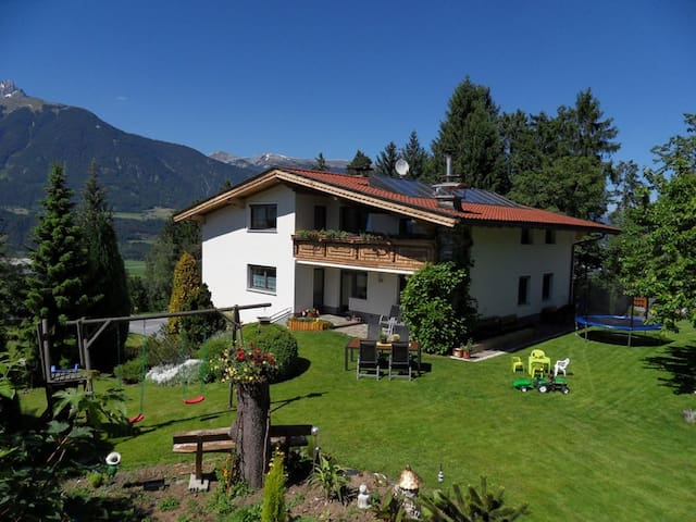 Apartment near Innsbruck up to 5 persons