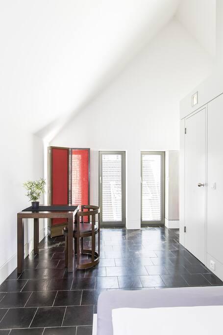 Serviced apartment im ehemaligen design hotel q65 for Design hotel quartier 65 mainz