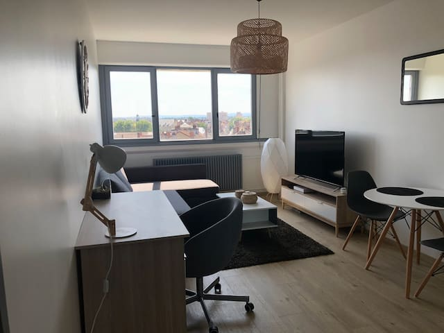 Appartement Style Scandinave Centre-Ville