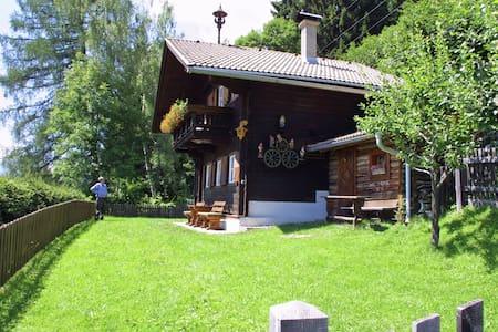 Chalet mit Bergblick in Gaimberg in Waldnähe