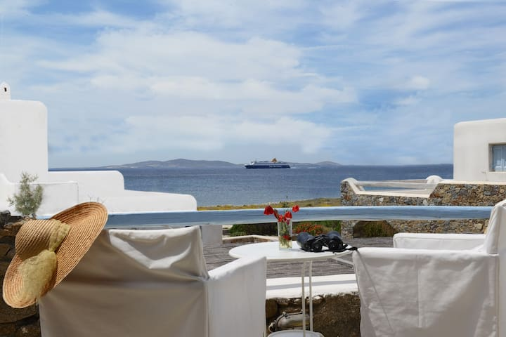 Luxurius Apartment by the Sea - Míkonos - House