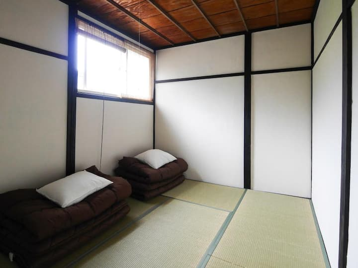 Hakone Japanese-Style Room with Shared Bathroom