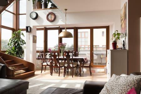 Pokój w wyjątkowym apartamencie - Konstancin-Jeziorna - Apartmen