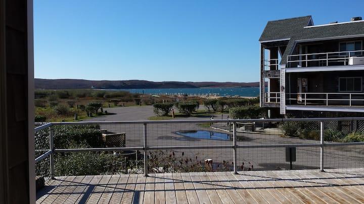 Montauk Condo Overlooking Fort Pond