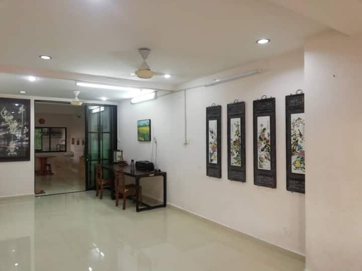 Home for 8 travelers at Seremban 最佳民宿地点