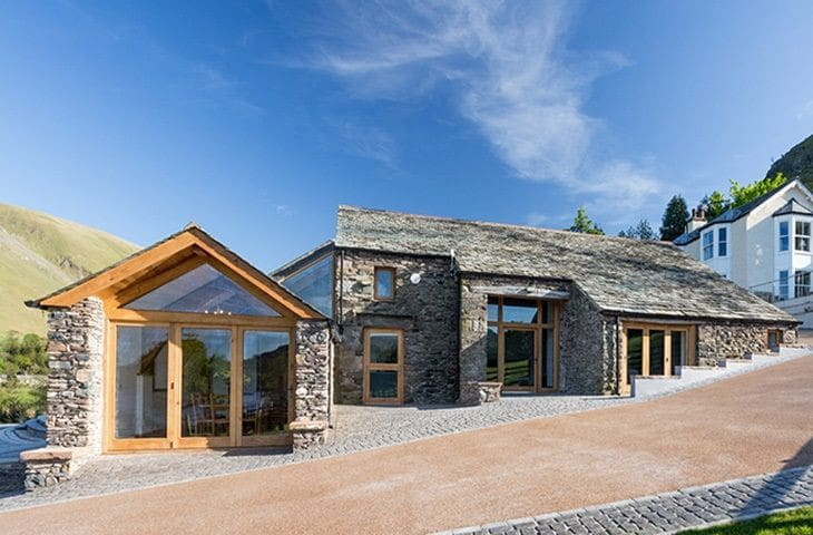 The Great Barn - Ullswater, The Lake District - Talo