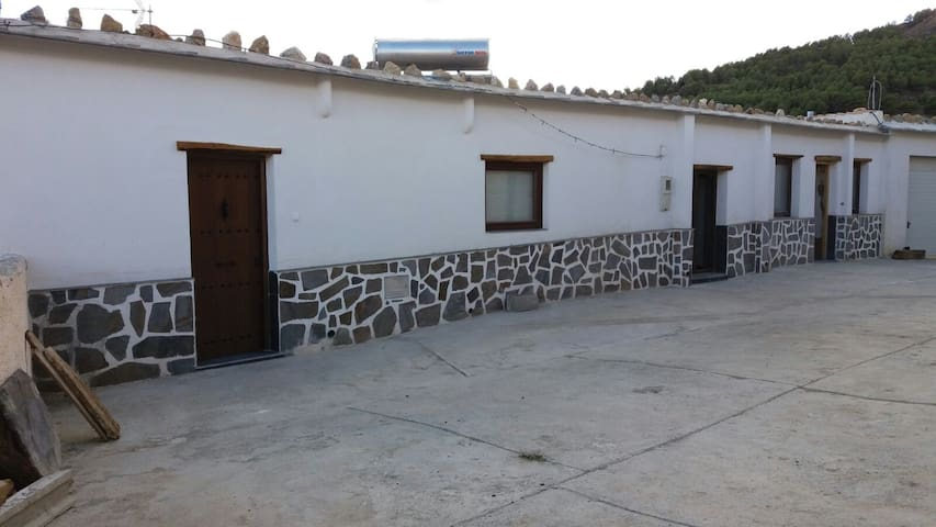 Casita rural Alpujarreña - Murtas - House