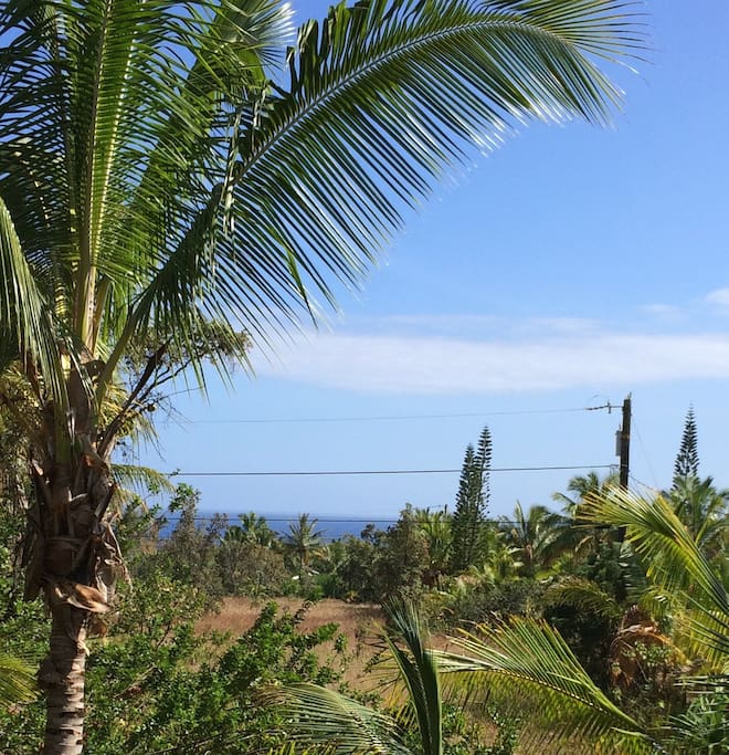 oceanview from porch