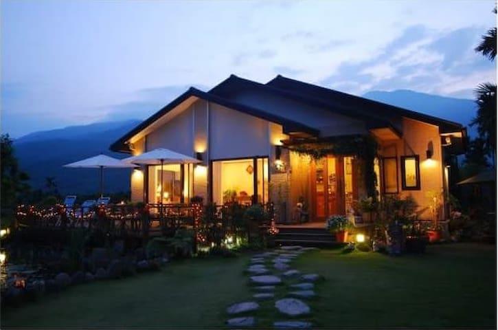 靜廬  9號省道上美麗的庭園民宿(一人一床) - Ruisui Township - Villa