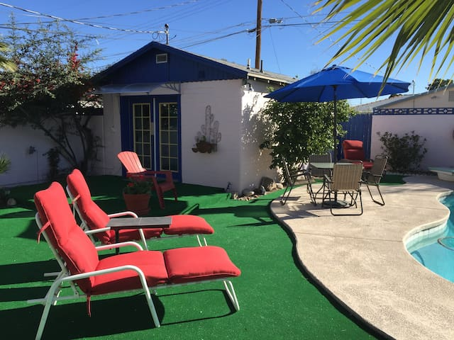 Charming Studio Guesthouse - Tucson - Pension