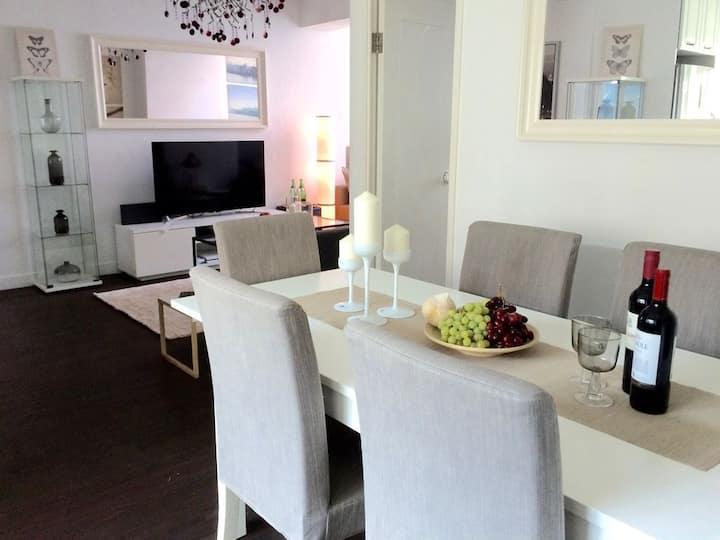 perfect location! modern! new furniture!!Van Quyen