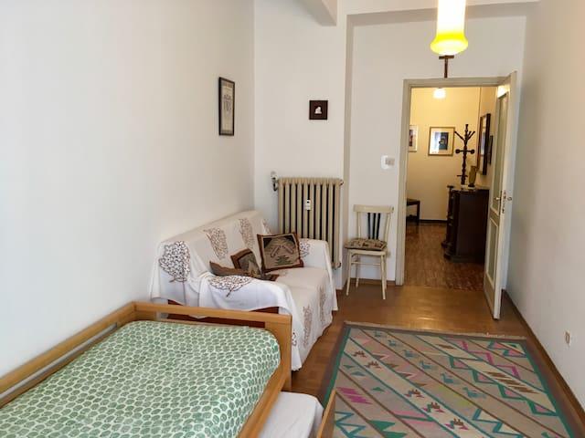 Via Medail's flat, Bardonecchia city center. - Bardonecchia - อพาร์ทเมนท์
