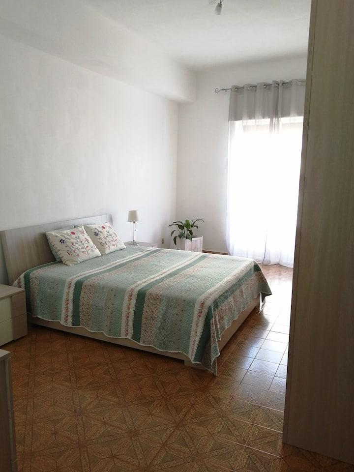Ampio appartamento, Tropea centro