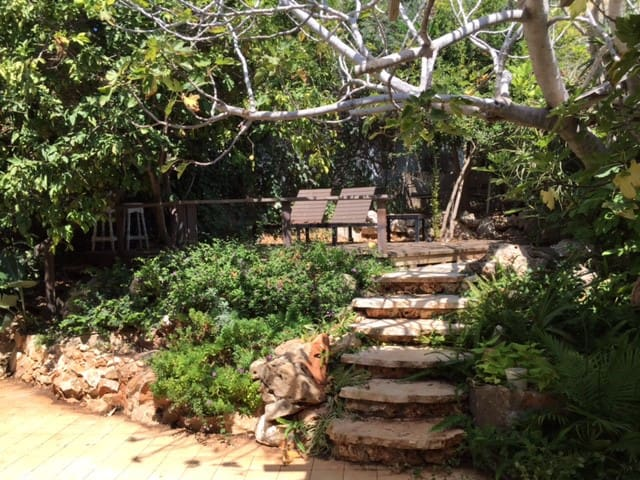 Charming Villa by the nature of zichron - Zikhron Ya'akov - วิลล่า