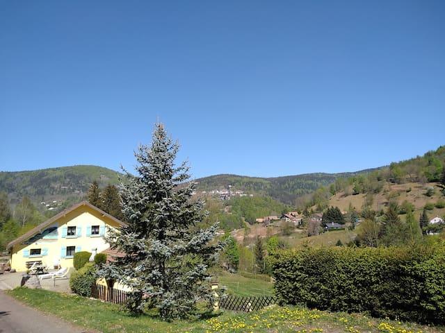 Gîte 5 personnes dans les Vosges à Bussang