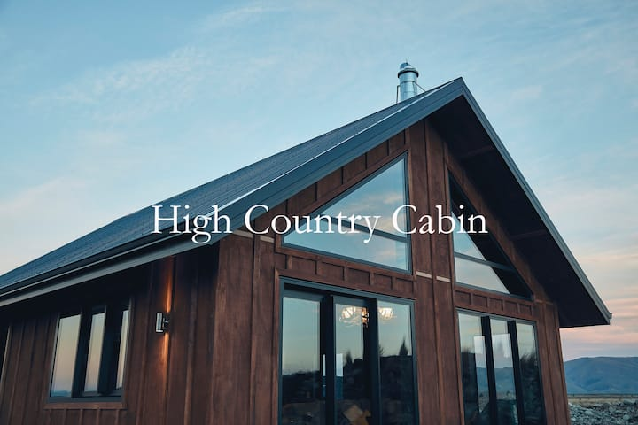High Country Cabin. Secluded getaway near Twizel.