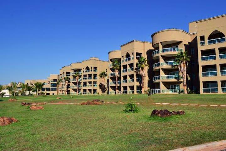 Apartamento duplo Malai Manso Resort.