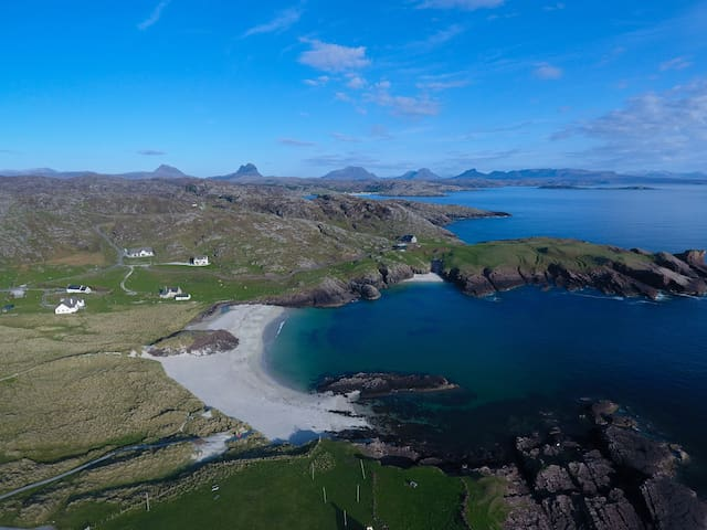 Westhaven Beach House Clachtoll