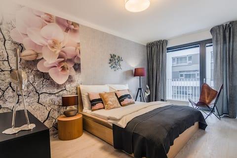 Michal&Friends Prague Luxury Apartment 2*PARKING