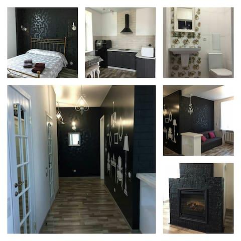 Premium Apartments Mariupol on Engelsa str.